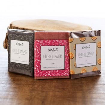 Wildbach Schokolade - Verschiedene Sorten zur Auswahl!